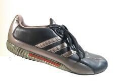 166bf5b4d Adidas Porsche Design 90923 Men Shoes Gray Leather Driving Sport Sneakers  Sz 12
