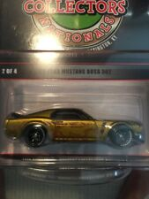 15th Hot Wheels Collectors National 69 Ford Mustang Boss 302