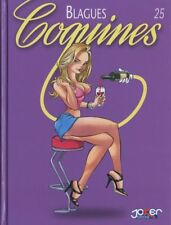 BD adultes Blagues Coquines Blagues Coquines, Tome 25