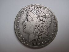 Circulated 1880 O Morgan Silver Dollar Ungraded Uncertified Business Strike