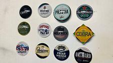More details for job lot  beer pump or t bar badges for man-cave standard size round