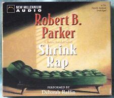 ROBERT B. PARKER - SHRINK RAP - 6 CD AUDIOBOOK n.5879 IN INGLESE