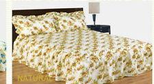 Machine Washable Vintage/Retro Decorative Bedspreads