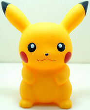 "7.25"" Pokemon Monster Pikachu Figure Coin Piggy Bank Saving MoneyBox"