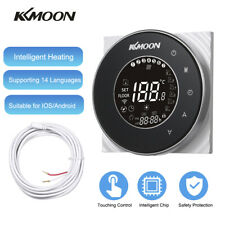 Digital Underfloor Electric Heating Thermostat AC 95-240V 16A Heating System LCD