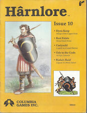 HARN RPG Harnlore Issue 10 Magazine  USED  VF/FN