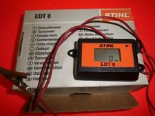 USED STIHL CHAINSAW TESTER EDT8 OEM USED FREE SHIPPING