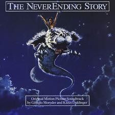 Limahl. Giorgio Moroder-never Ending Story Ost-import CD With Japan OBI E99