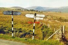 PHOTO  WICKLOW IRELAND VIEW NEAR AGHAVANNAGH IN 1985 TAKEN FROM THE ROADSIDE BET