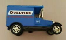 Corgi - Motoring Memories -Golden Oldies Diecast Model of Ovaltine Van