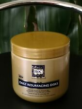 "RoC Daily Resurfacing Facial Disks - 28 Count 3"" Dual Sided"