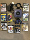 Nintendo GameCube Console Purple, 8 Games, 1 Controller and Accessories