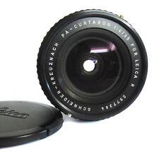 Schneider-Kreuznach  PA-CURTAGON  1:4 / 35 für Leica R - TOP - Fotofachhändler *