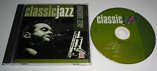 Time Life Classic Jazz Jazz Legends 18 Tracks Louis Armstrong Billie Holiday Etc