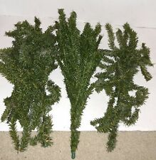 """G Scale 15"""" Large evergreen Trees ( Pre- Owned )"""
