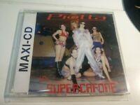 CD SINGLE Piotta Supercafone UNIVERSAL MUSIC. HM032/CD ITALY 1999
