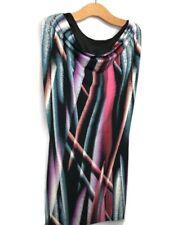 Long Tall Sally  Dress 10-12 Multi Coloured Y