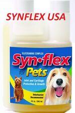 BEEF FLAVOR SYNFLEX LIQUID GLUCOSAMINE FOR PET ARTHRITIS and JOINT PAIN SYN-FLEX
