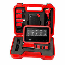 XTOOL X100 PAD Tablet with EEPROM Adapter OBD2 Code Reader Key Programmer DHL