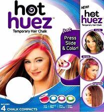 NEUHEIT 2er Set HOT HUEZ Sexy Hair Chalk Haarkreide Haartönung Haarpuder Haar