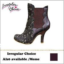 Zapatos de tacón de mujer Irregular Choice color principal azul