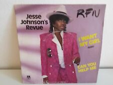 JESSE JOHNSON'S REVUE I want my girl 390041 7