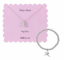 Estella Bartlett Little Fairy Dust Girls Necklace & Bracelet Jewellery Gift Set