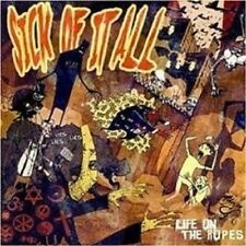 "SICK OF IT ALL ""LIFE ON THE ROPES"" CD NEU"