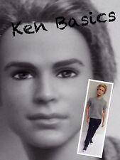 Barbie Basics Ken Denim- Black Label-Model No.16 Collection 002- Plus Bonus !!