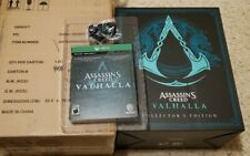 Assassin's Creed Valhalla Collector's Edition - Xbox One / Series X - IN HAND