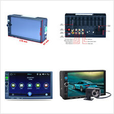 7'' Touch Screen In-Dash Car MP5 Player GPS Bluetooth Android System WiFi Stereo