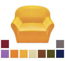 Copripoltrona UNIVERSALE elasticizzato copertura poltrona divano MADE IN ITALY