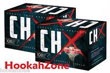 216 Pcs CHx Coconut Coal Hookah John Charcoal Coco Chronic Titanium Nara 2KG
