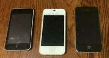 Lot Of 2 Apple iPhones And 1 iPod 8g Untested Parts