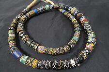 Alte Glasperlen Murano Venedig L7 Old Venetian African trade beads Afrozip