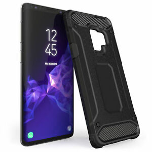 Shockproof Heavy Duty Tough Case Cover Galaxy S7 NOTE 9 iPhone XR