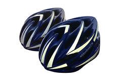 HardnutZ Bike Helmet Road Mountain Bicycle Cycling Hi Vis MTB Blue New 54-61 CM