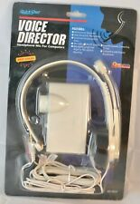 Voice Director Headphone Mic for Computers Brand New