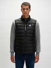 Giubbotto uomo Jacket NORTH SAILS smanicato SKYE 2 GILET 602827 Black Nero 135 €