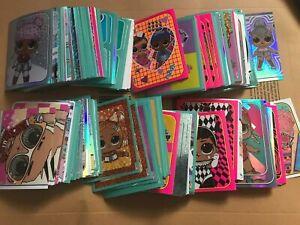 30x LOL Surprise OMG Sticker Collection Panini Party Bag Filler Reward