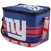 New York Giants Forever Collectibles NFL Lunch Box Cooler Bag