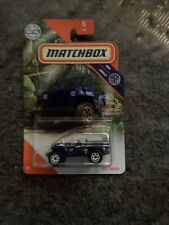 MATCHBOX JEEP WILLY 1:64 diecast (2020 68/100 Collectible)