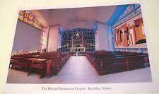 England The Blesses Sacrament Chapel Buckfast Abbey Devon 262020 - posted