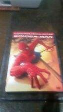 Spiderman Widescreen 2 disc DVD, SPECIAL EDITION,  FREE SHIPPING