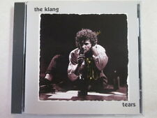 THE KLANG TEARS USED 1996 10 TRACK CD NIGHT SKY SMOOTH ELECTRONIC JAZZ SPINE CUT