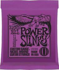 Ernie Ball 11 - Alimentazione a 48 Slinky Chitarra Elettrica CORDE CONTENITORE