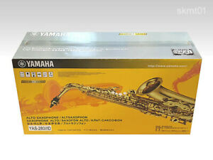 YAMAHA alt saxophone YAS-280 entry model for  from Japan DHL or EMS Fast NEW