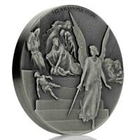 2019 2 oz .999 Silver Coin - The Firstborn Slain - Biblical Coin Series #A493