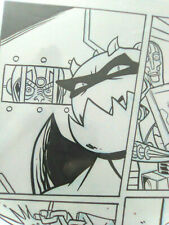TMNT Amazing Adventures #4 original Comic art Slash, Pete, Monkeybrains Wow Look