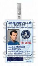 The Orville - Edward Mercer cosplay I.D. Badge